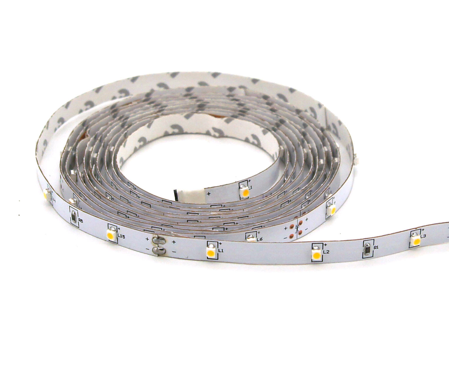 LED-strip koud wit IP20 2M