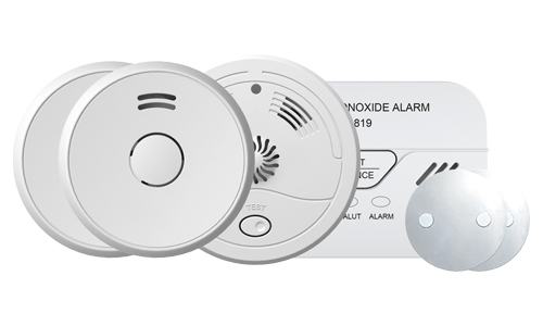 FIRE SECURITY PACK 6PC