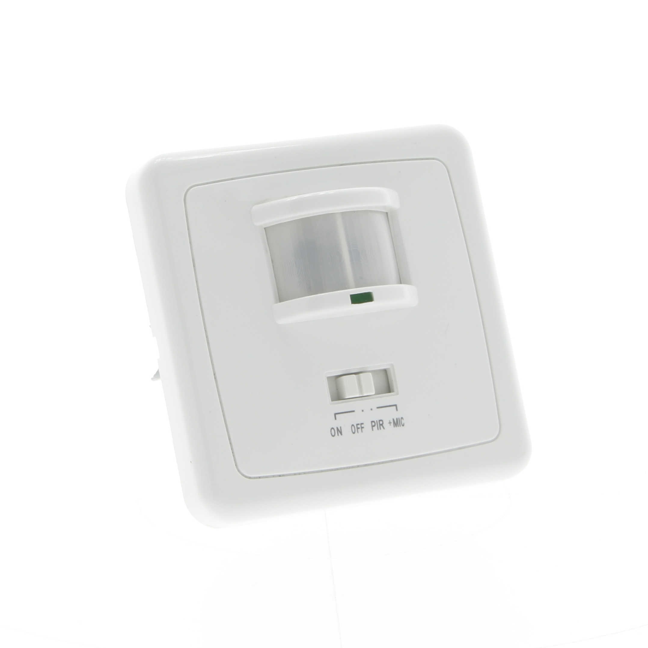 MOTION DET WALL MOUNTED 500W 120°